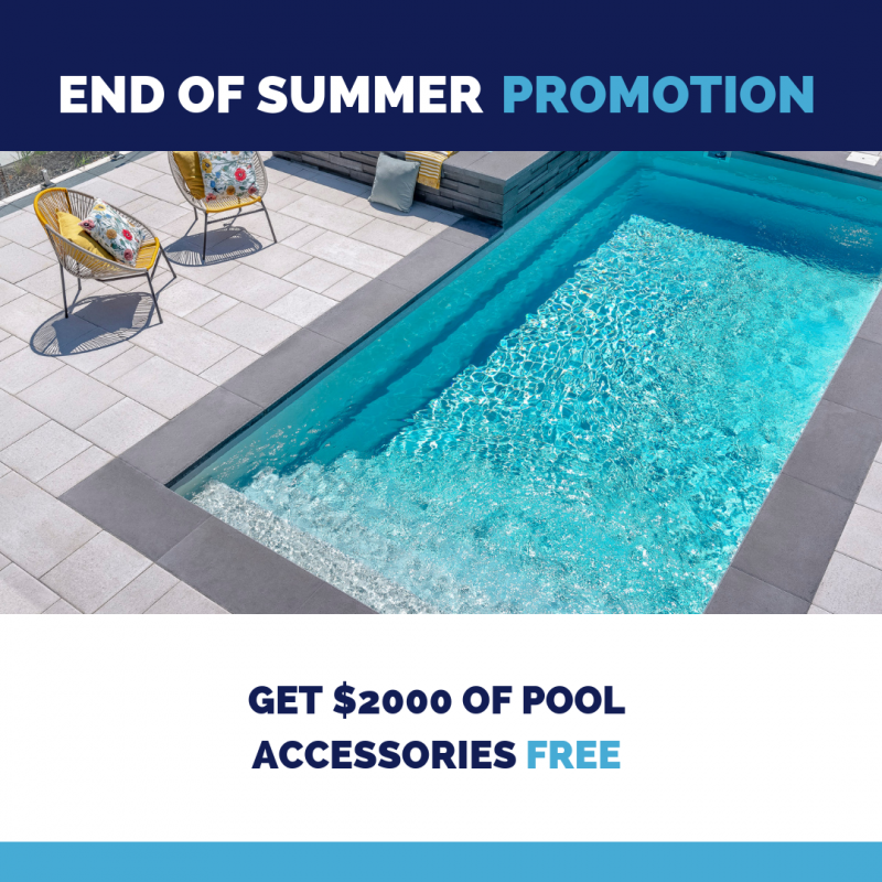 Aquarino end of summer promotion Ottawa area